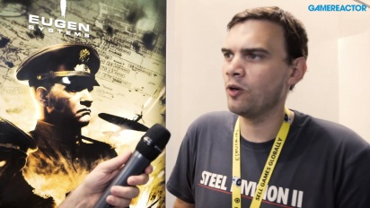 Steel Division 2 - Pierre-Yves Navetat Interview