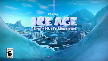 Ice Age Scrat's Nutty Adventure - Trailer de lançamento