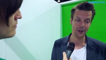 Quantum Break - Entrevista Sam Lake