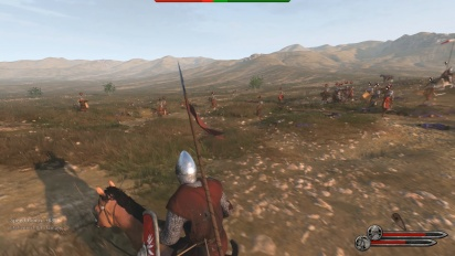 Mount & Blade II: Bannerlord - E3 2017 Cavalry Sergeant Gameplay