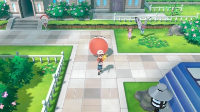 Pokémon: Let's Go Pikachu!/Let's Go Eevee! - Electrode Follower Clip