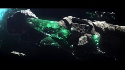 Stellaris - Trailer da espécie Lithoids