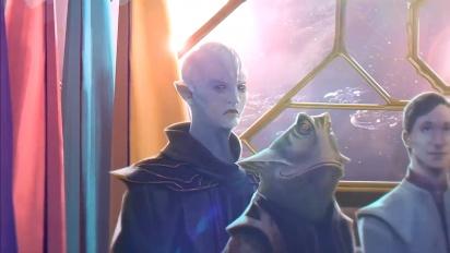 Stellaris - Trailer de Federations