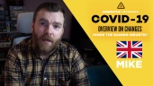 Coping with the Coronavirus Outbreak: Mike's Out of Office Update