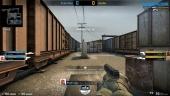 HyperX League 2v2 - Exercitus vs noobs on train