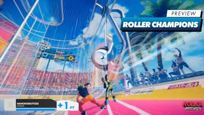 Roller Champions - Video Preview