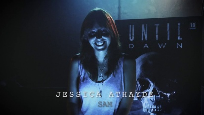 Until Dawn - Trailer atores portugueses
