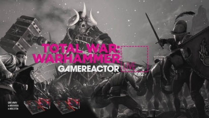 Total War: Warhammer - Livestream with Prizes Replay