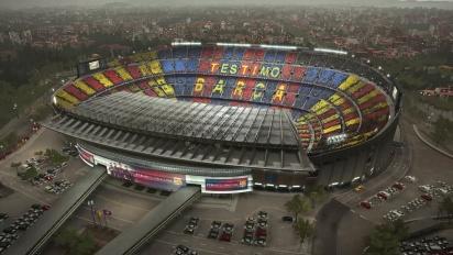 Pro Evolution Soccer 2017 - El Classico Gameplay