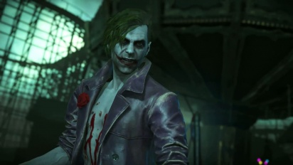 Injustice 2 - Introducing Joker