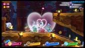 Kirby Star Allies - Jogabilidade de Donut Dome