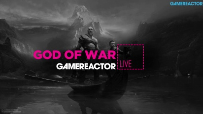 God of War - Launch Livestream Replay