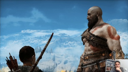Uma Hora com God of War