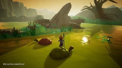 Omno - Gameplay Trailer