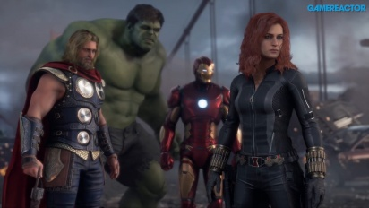 Marvel's Avengers - Entrevista Rose Hunt