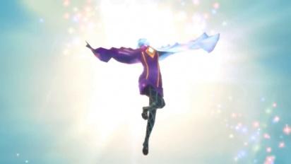 The Legend of Zelda: Skyward Sword HD - A Hero Rises Trailer