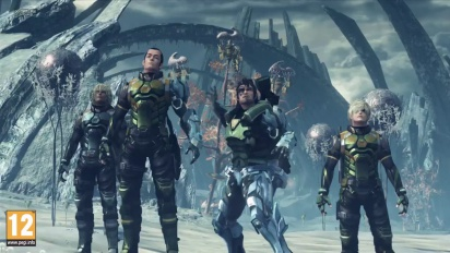 Xenoblade Chronicles X - Battle Trailer