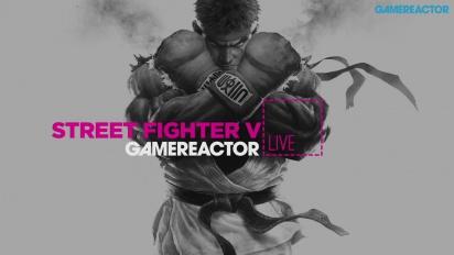 GRTV Repetição: Street Fighter V