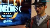 Rainbow Six: Siege - Entrevista Alexandre Remy