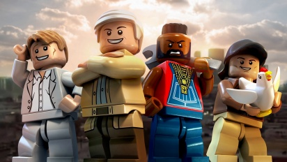 Lego Dimensions - Who's The New Guy?