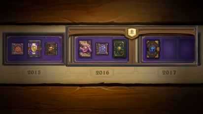 Hearthstone: Heroes of Warcrafts - Year of the Mammoth