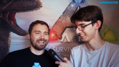 Ark: Survival Evolved - Entrevista Jesse Rapczak
