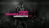 Livestream Replay - Rogue Trooper Redux