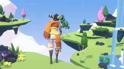 AER - Memories of Old - Gameplay Trailer