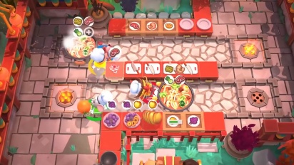 Overcooked 2 - Chinese New Year update