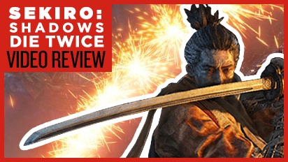 Sekiro: Shadows Die Twice - Video Review