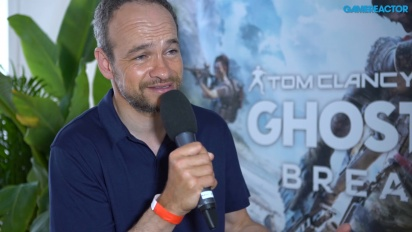 Ghost Recon: Breakpoint - Nouredine Abboud Interview