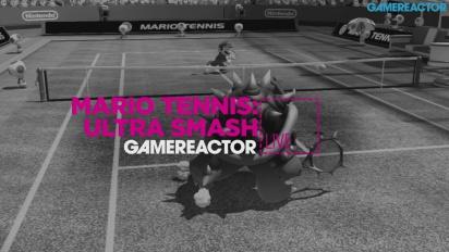 GRTV Repetição: Mario Tennis Ultra Smash