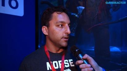 God of War - Entrevista Aaron Kaufman