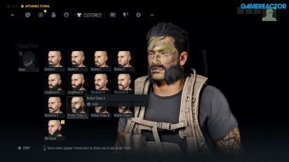 Ghost Recon: Breakpoint - Customisation Gameplay