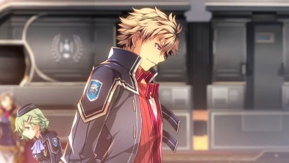 The Legend of Heroes: Trails of Cold Steel III - Trailer de lançamento