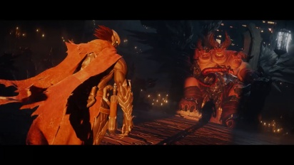 Darksiders Genesis - Trailer Not Alone
