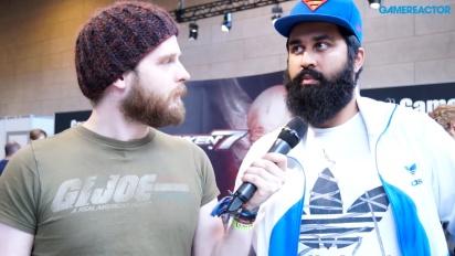 Tekken 7 - Nordic Tour Interview