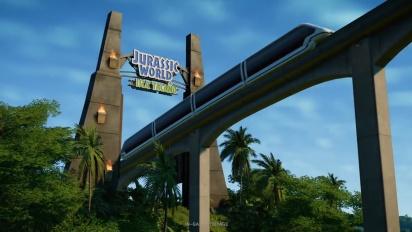 Jurassic World Evolution - Launch Trailer
