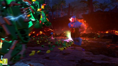 Lego DC Super-Villains - Darkseid Trailer