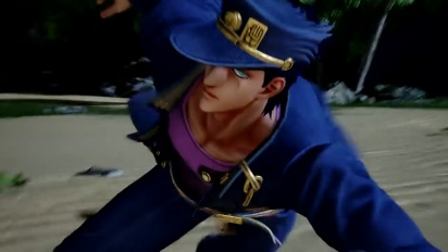 Jump Force - Jotaro and Dio Character Trailer