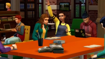 The Sims 4: Discover University - Trailer oficial