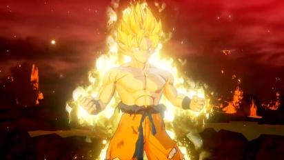 Dragon Ball Z: Kakarot - Resumo oficial