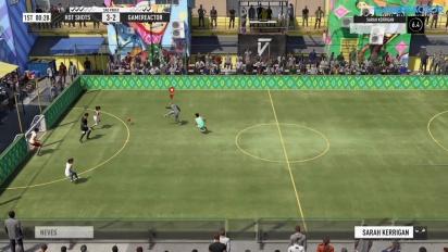 FIFA 21 Volta - Os Primeiros 25 Minutos