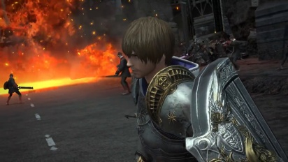 Final Fantasy XIV: Endwalker - Benchmark Trailer