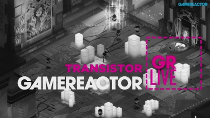 Transistor - Livestream Replay