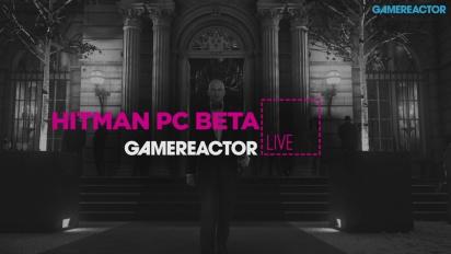GRTV Repetição: Hitman - beta pública