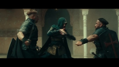 Filme Assassin's Creed - Trailer Legendado