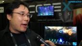 Infinium Strike - Dexter Chow Interview
