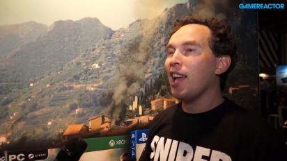 Sniper Elite 4 - Entrevista Chris Payton