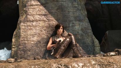 Rise of the Tomb Raider - Xbox One X com maior fluidez de jogo